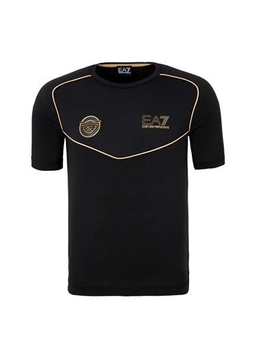 EA7 Emporio Armani Tişört Siyah